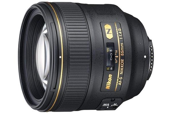 Nikon AF S 85mm f1.4G