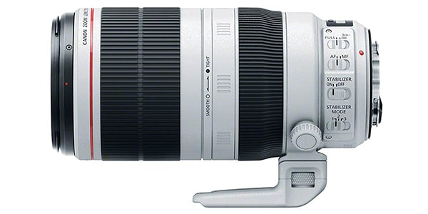 Canon EF 100 400mm f4.5 5.6L IS