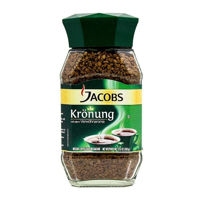 Jacobs Coffee Kronung Instant Coffee