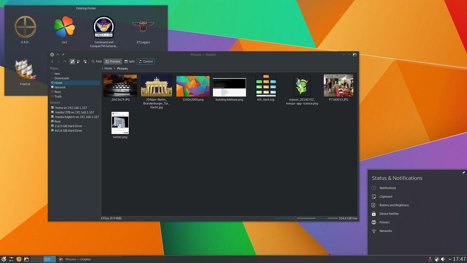 openSUSE Tumbleweed Desktop