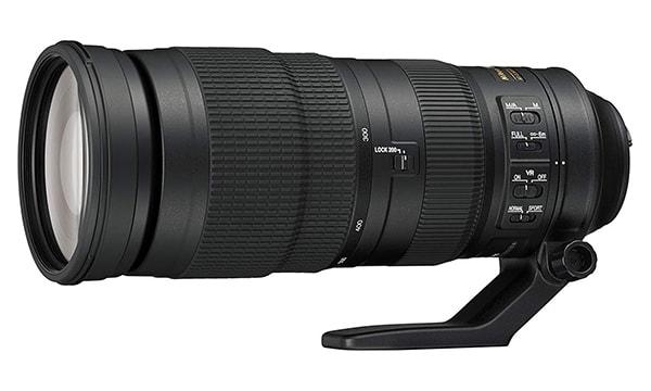 Nikon AF S 200 500mm f5.6E ED VR