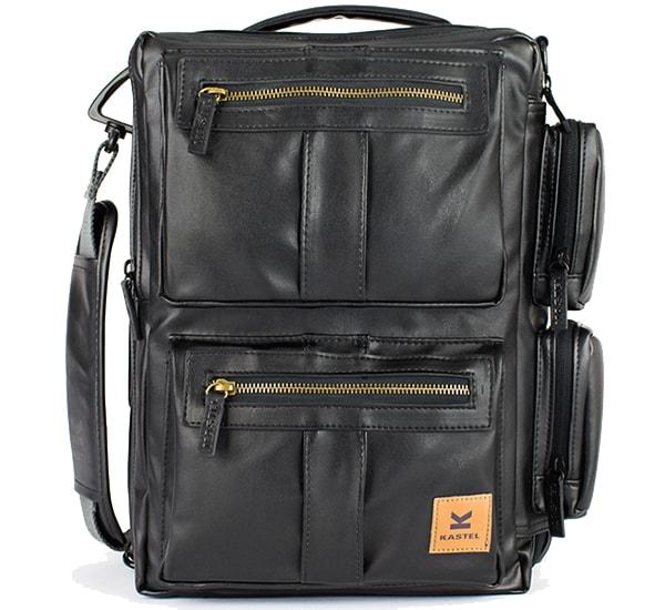 Kastel Bags DonJon Black