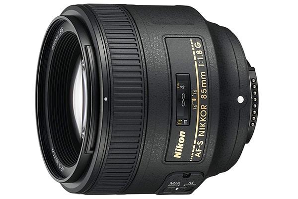 Nikon AF S 85mm f1.8G