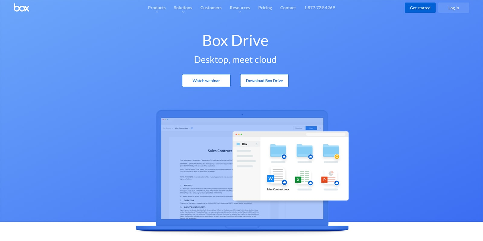 Box Drive